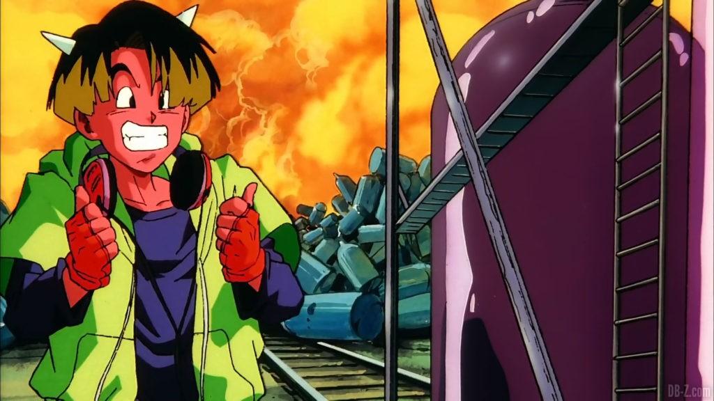 Demon Saike Dragon Ball Z Fusions