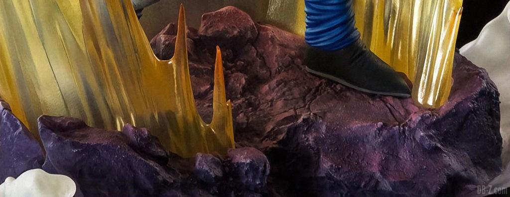 Figuarts ZERO Super Saiyan GOGETA Socle pied 1