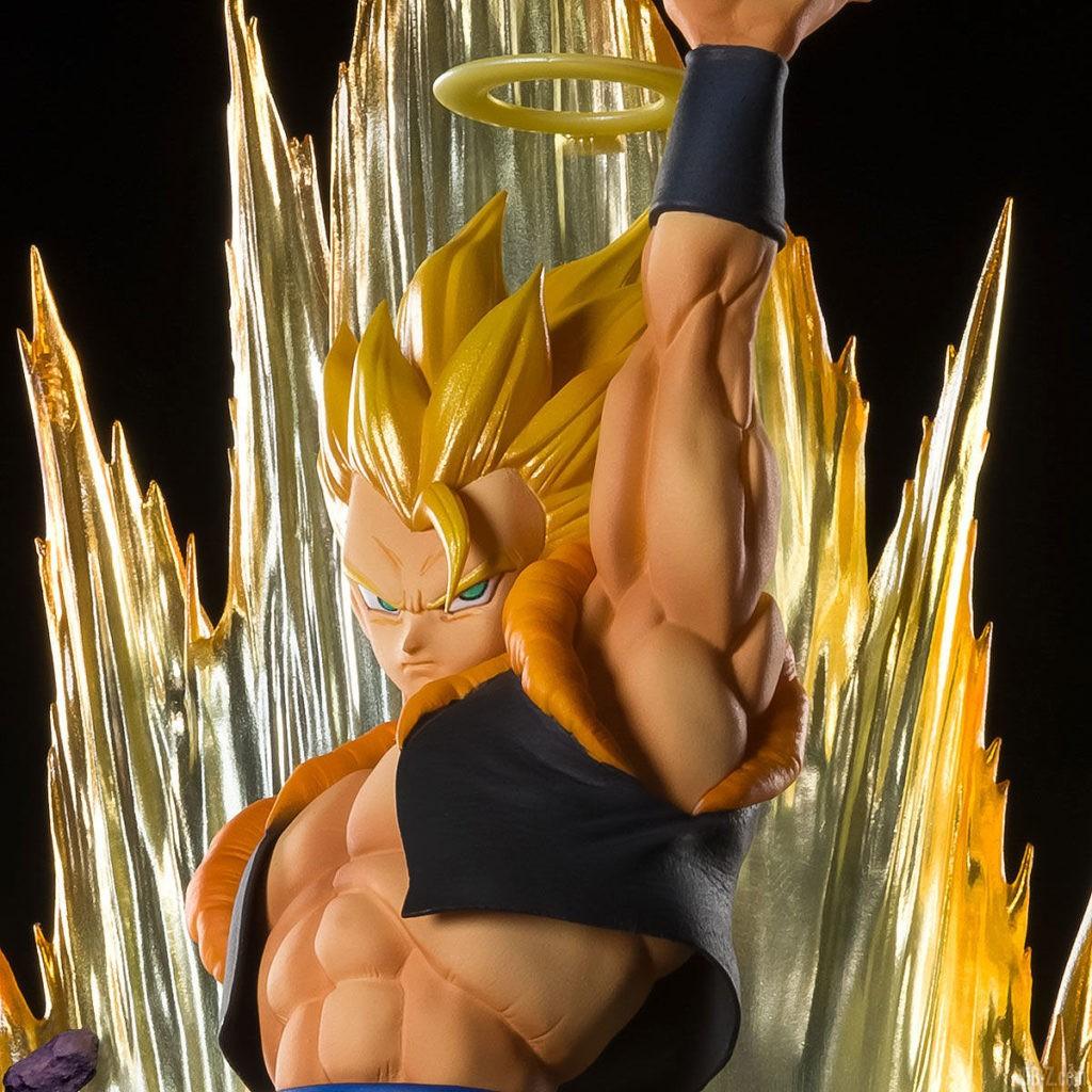Figuarts Zero Extra Battle Super Saiyan Gogeta Fusion Reborn Image 1
