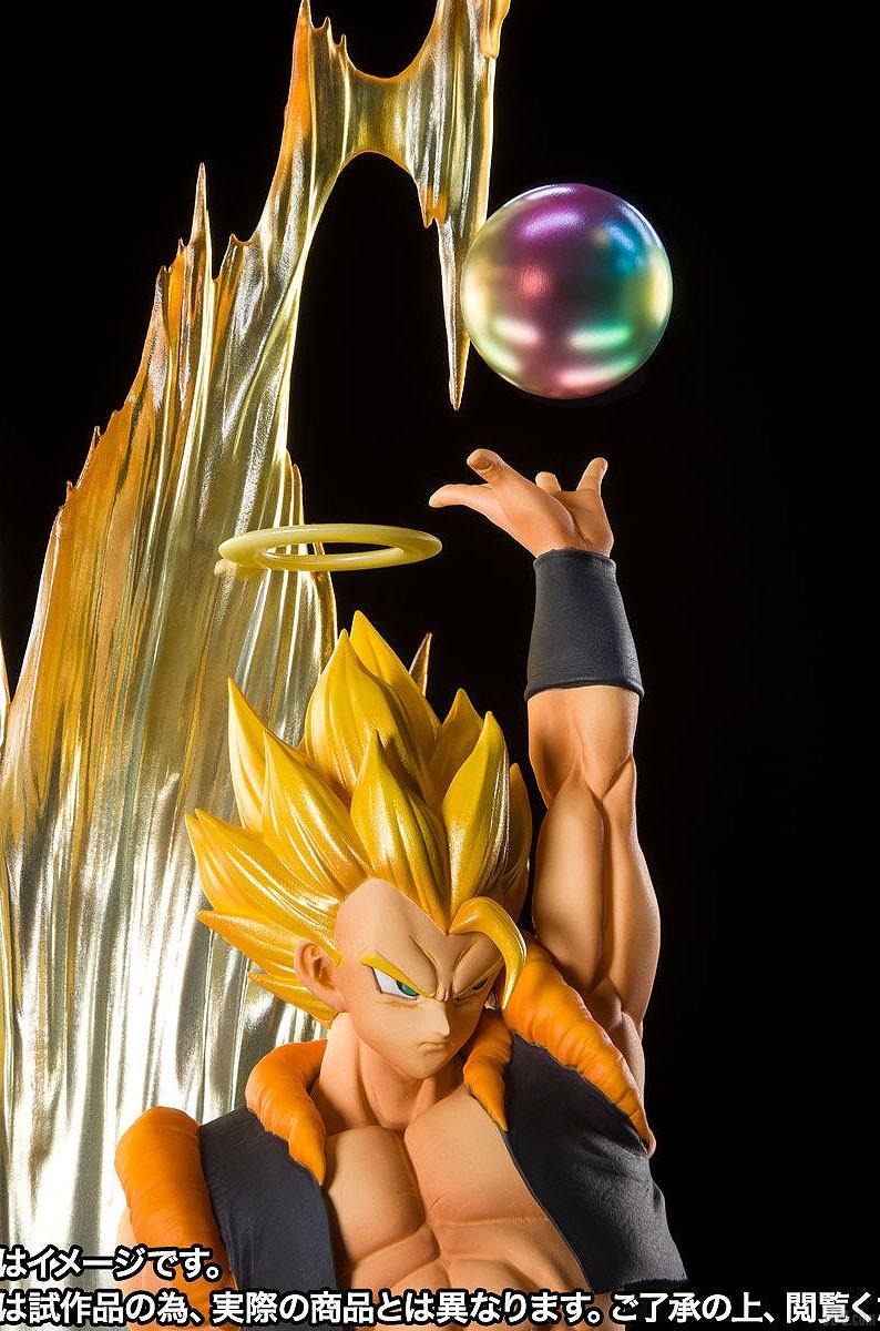 Figuarts Zero Extra Battle Super Saiyan Gogeta Fusion Reborn Image 3