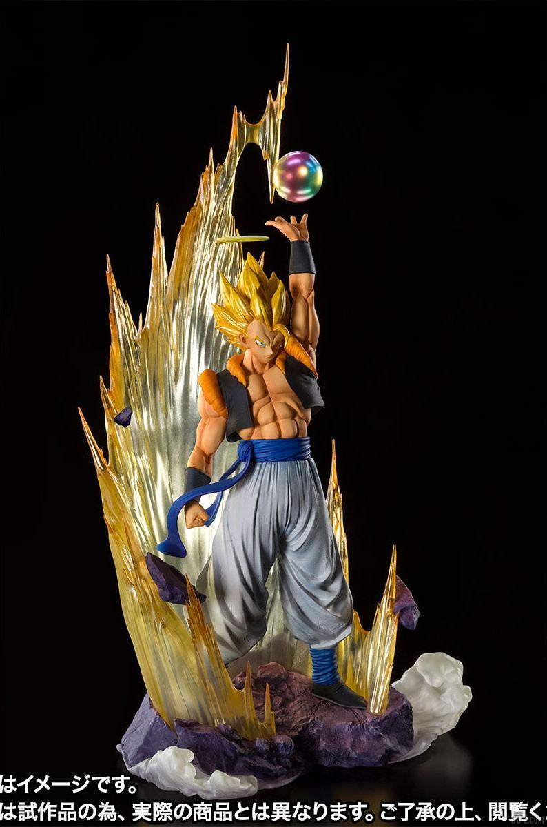Figuarts Zero Extra Battle Super Saiyan Gogeta Fusion Reborn Image 4