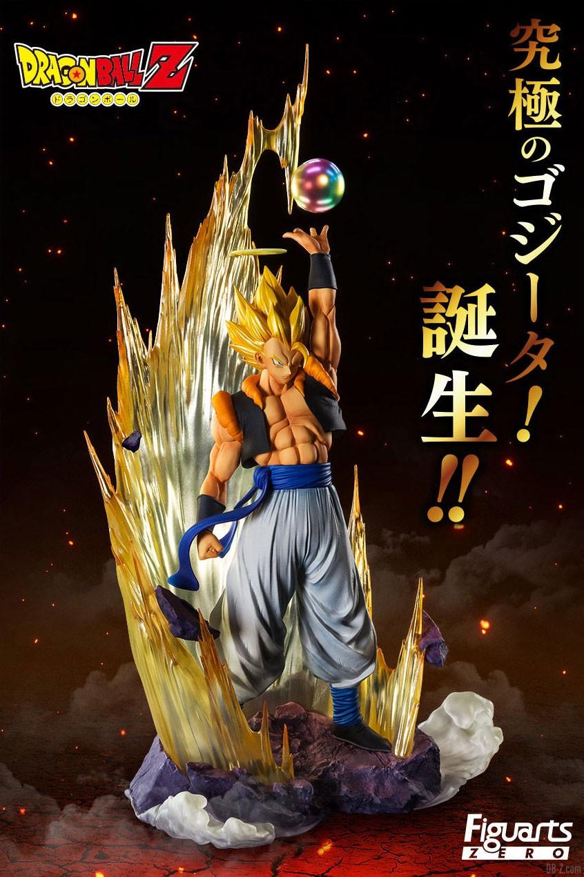 Figuarts Zero Extra Battle Super Saiyan Gogeta Fusion Reborn Image 6