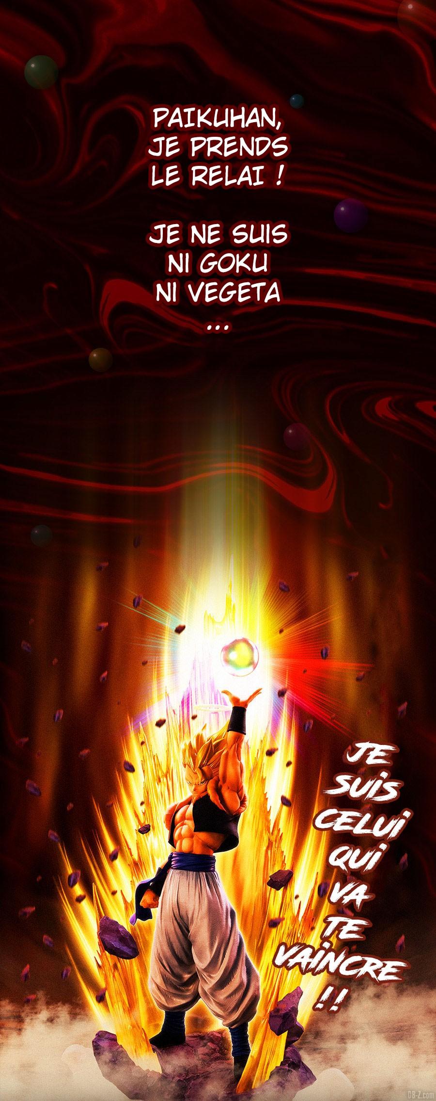 Promo Figuarts Zero Extra Battle Super Saiyan Gogeta Fusion Reborn