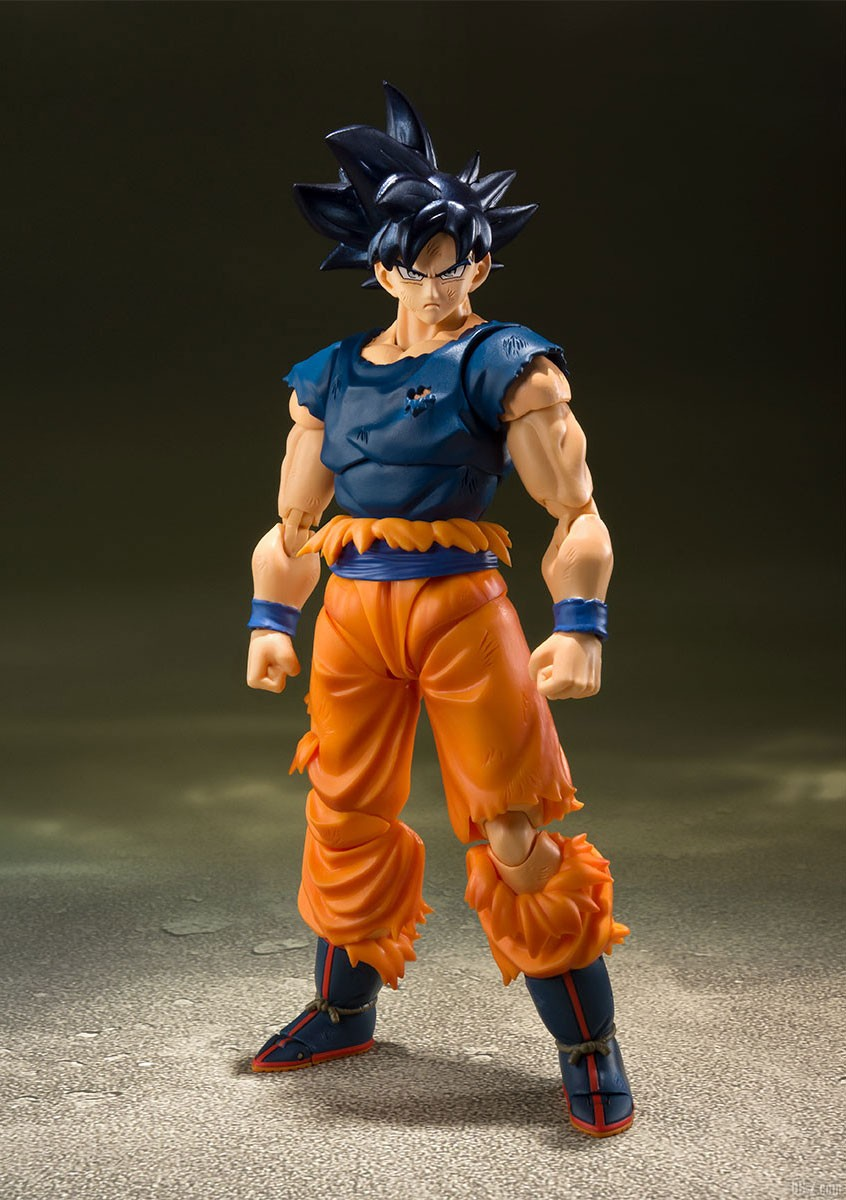 S.H.Figuarts SON GOKU Ultra Instinct Sign Event Exclusive Color Edition Image 2