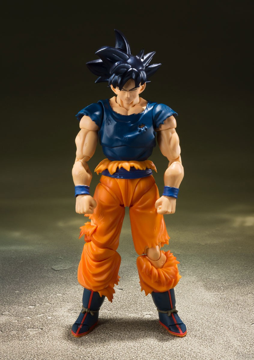 S.H.Figuarts SON GOKU Ultra Instinct Sign Event Exclusive Color Edition Image 3