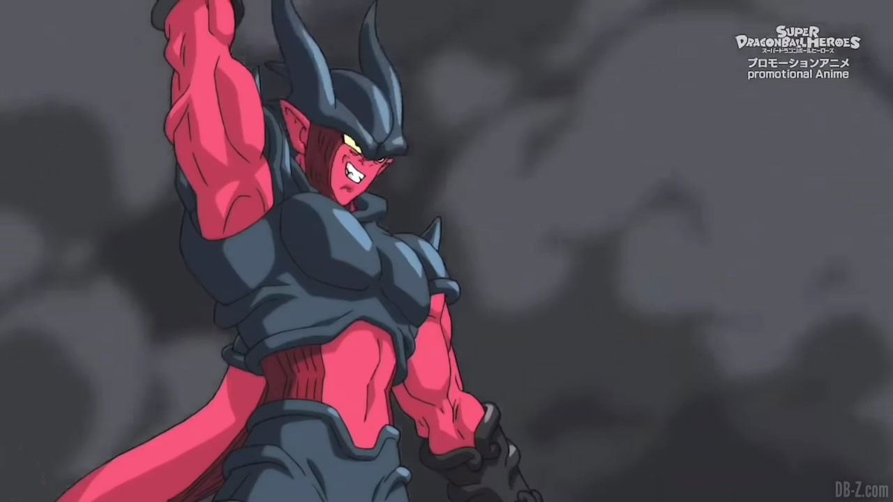SDBH Big Bang Mission Episode 5 Image 03 Janemba Black