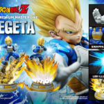 Statue Mega Premium Masterline Dragon Ball Z Super Saiyan Vegeta 03