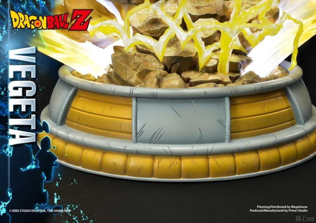 Statue Mega Premium Masterline Dragon Ball Z Super Saiyan Vegeta 66