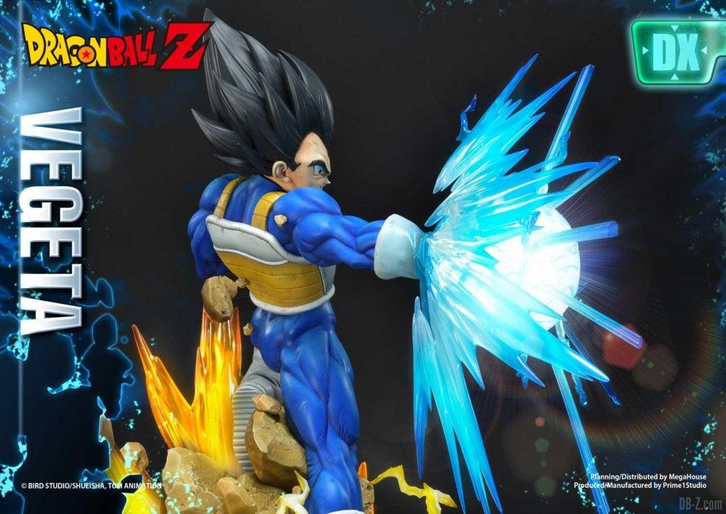 Statue Mega Premium Masterline Dragon Ball Z Super Saiyan Vegeta DX 72