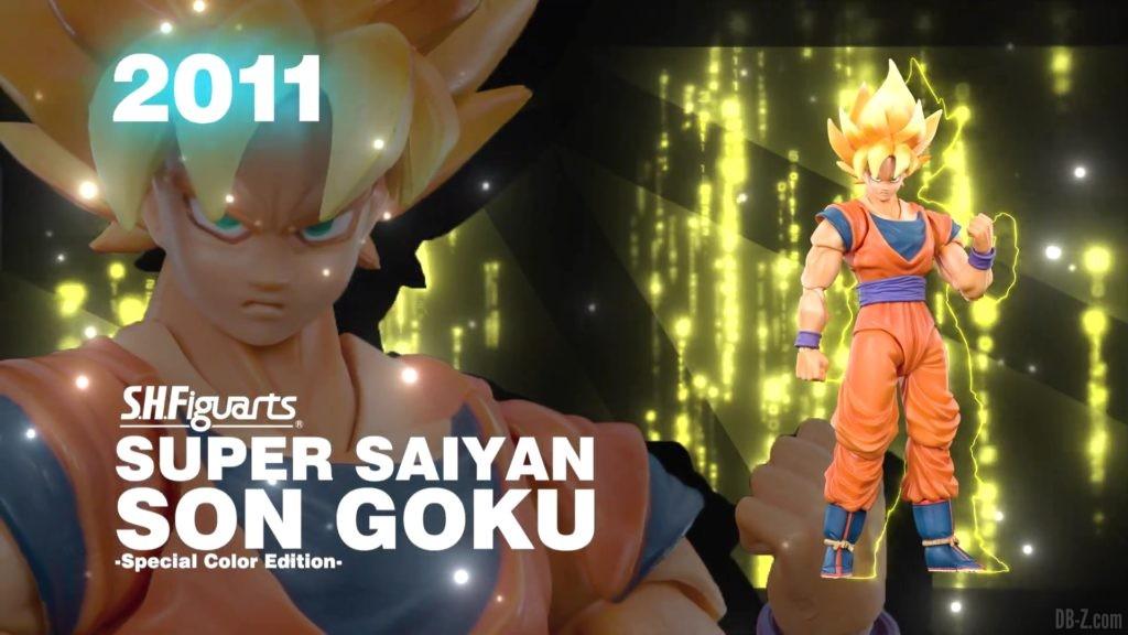 Tamashii Nations Event Exclusives 01 SHFiguarts Super Saiyan Son Goku Special Color Edition
