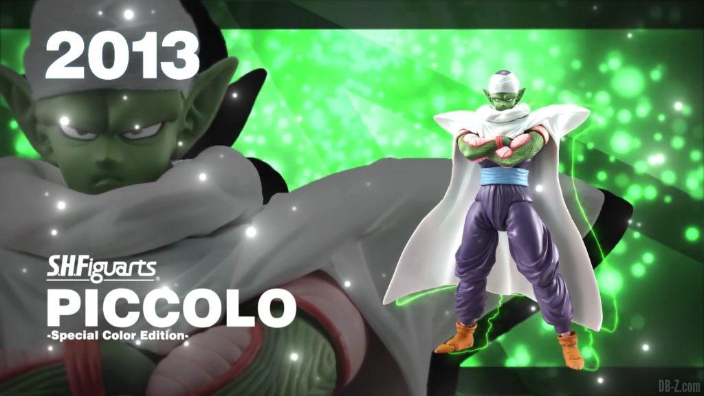 Tamashii Nations Event Exclusives 03 SHFiguarts Piccolo Special Color Edition