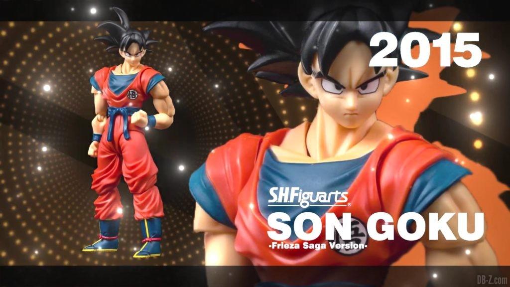 Tamashii Nations Event Exclusives 05 SHFiguarts Son Goku Frieza Saga Version