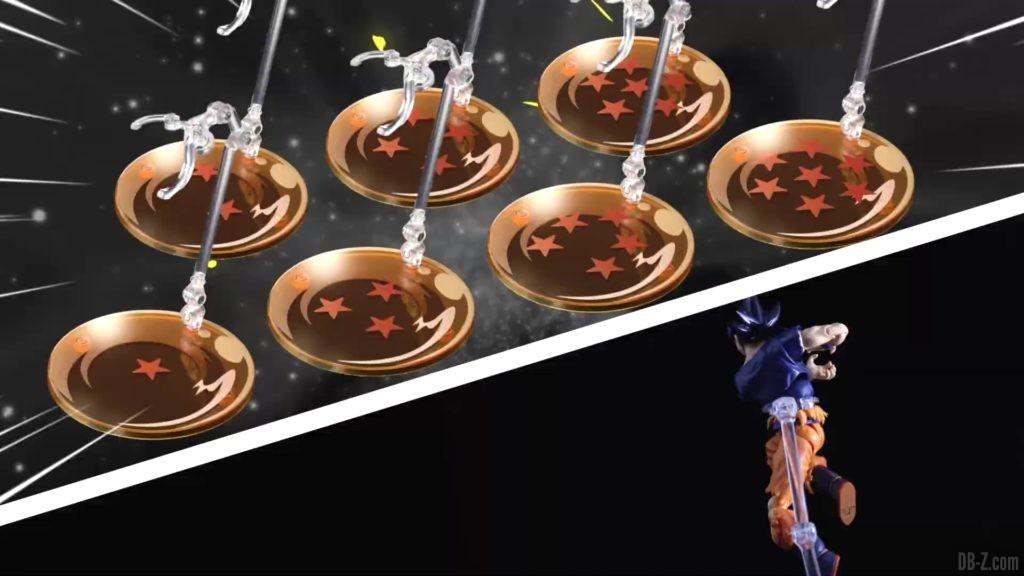 Tamashii Nations Event Exclusives 19 Tamashii Stage 7 Dragon Balls