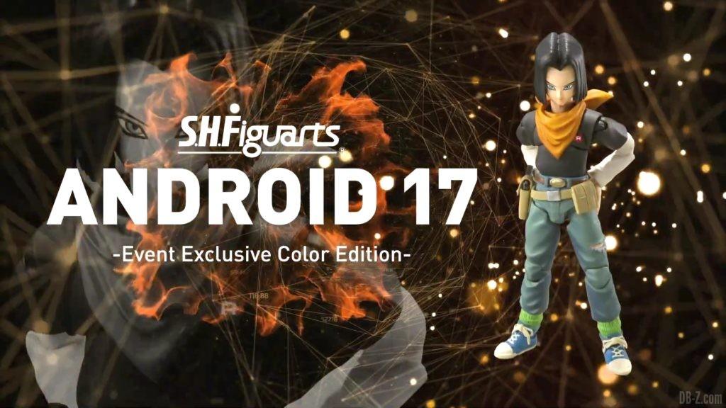 Tamashii Nations Event Exclusives 21 SHFiguarts C 17 Event Exclusive Color Edition