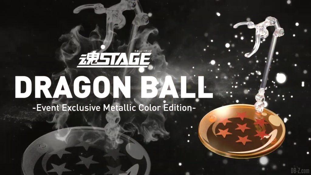 Tamashii Nations Event Exclusives 25 Tamashii Stage 7 Dragon Balls