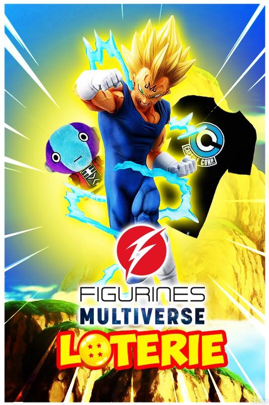 Loterie des 1 an chez Figurines Multiverse !