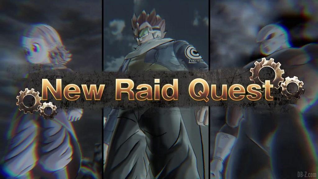 3 nouveaux raids