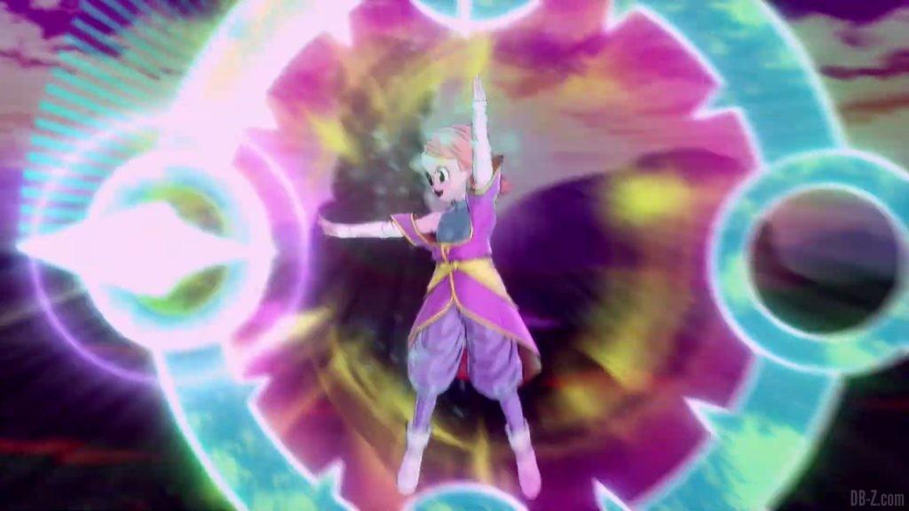 Chronoa jouable Dragon Ball Xenoverse 2