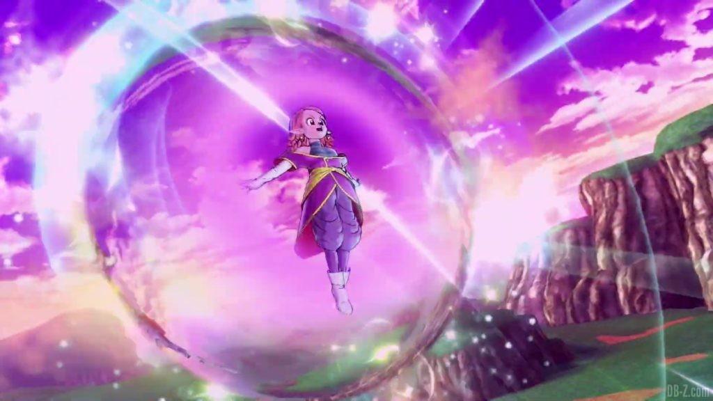 Chronoa jouable Dragon Ball Xenoverse 2 bis