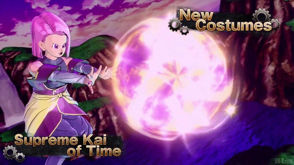 Costume Kaioshin du Temps DB Xenoverse 2