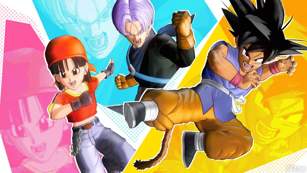 Dragon Ball Xenoverse 2 Ecran de Chargement DATA000 12