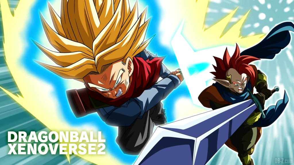Dragon Ball Xenoverse 2 Ecran de Chargement DATA000 14