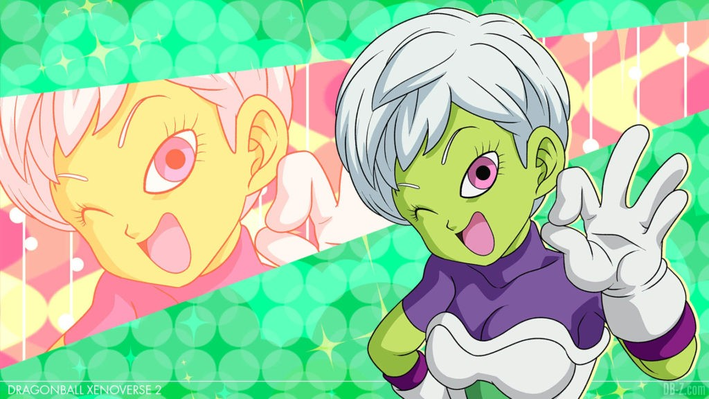 Dragon Ball Xenoverse 2 Ecran de Chargement DATA000 15
