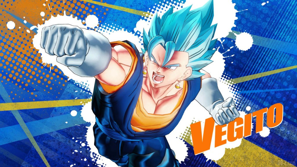 Dragon Ball Xenoverse 2 Ecran de Chargement DATA000 2