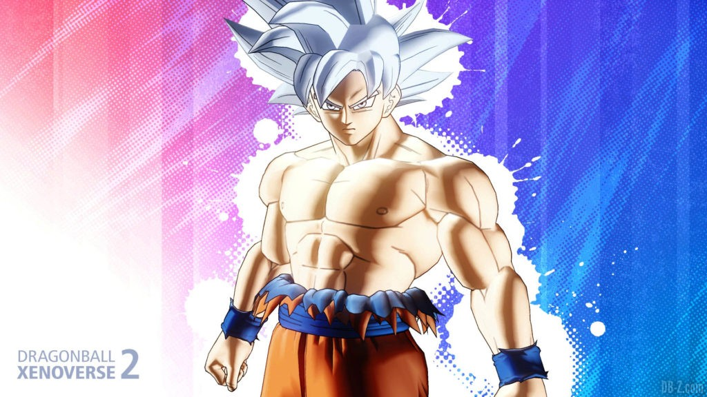 Dragon Ball Xenoverse 2 Ecran de Chargement DATA000 22