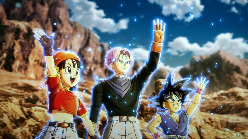 Dragon Ball Xenoverse 2 Ecran de Chargement DATA000 24