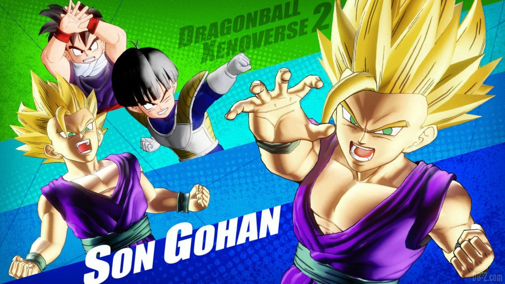 Dragon Ball Xenoverse 2 Ecran de Chargement DATA000 27