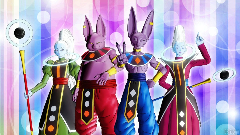 Dragon Ball Xenoverse 2 Ecran de Chargement DATA000 44