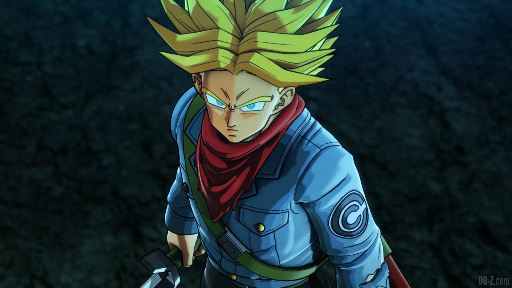 Dragon Ball Xenoverse 2 Ecran de Chargement DATA000 5