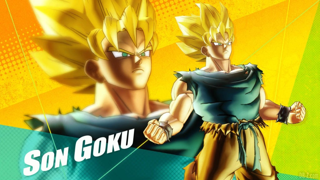 Dragon Ball Xenoverse 2 Ecran de Chargement DATA000 56