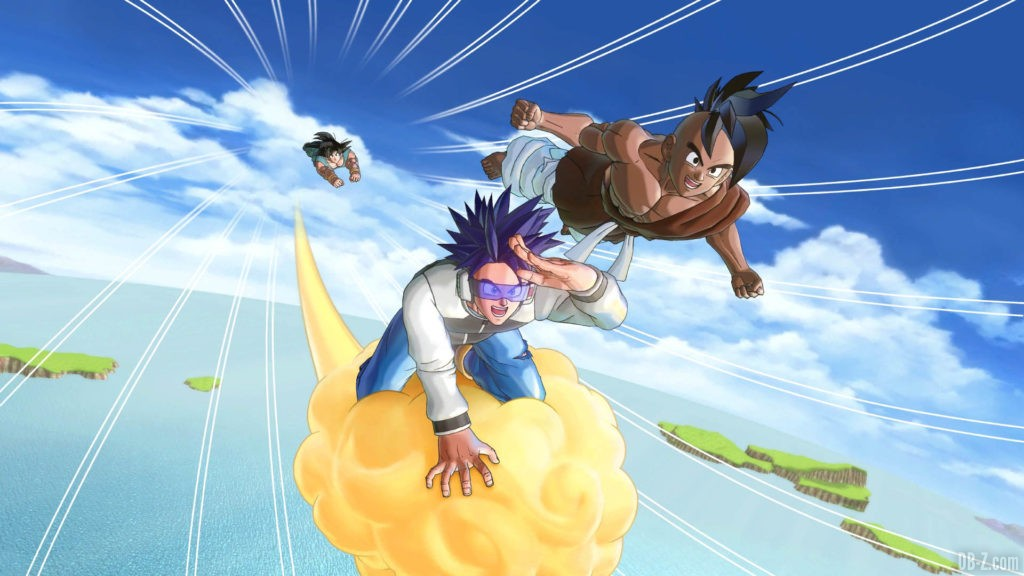 Dragon Ball Xenoverse 2 Ecran de Chargement DATA000 60