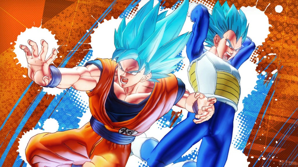 Dragon Ball Xenoverse 2 Ecran de Chargement DATA000 80