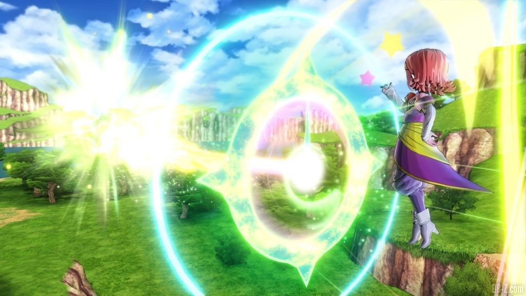 Dragon Ball Xenoverse 2 Kaioshin du Temps Chronoa