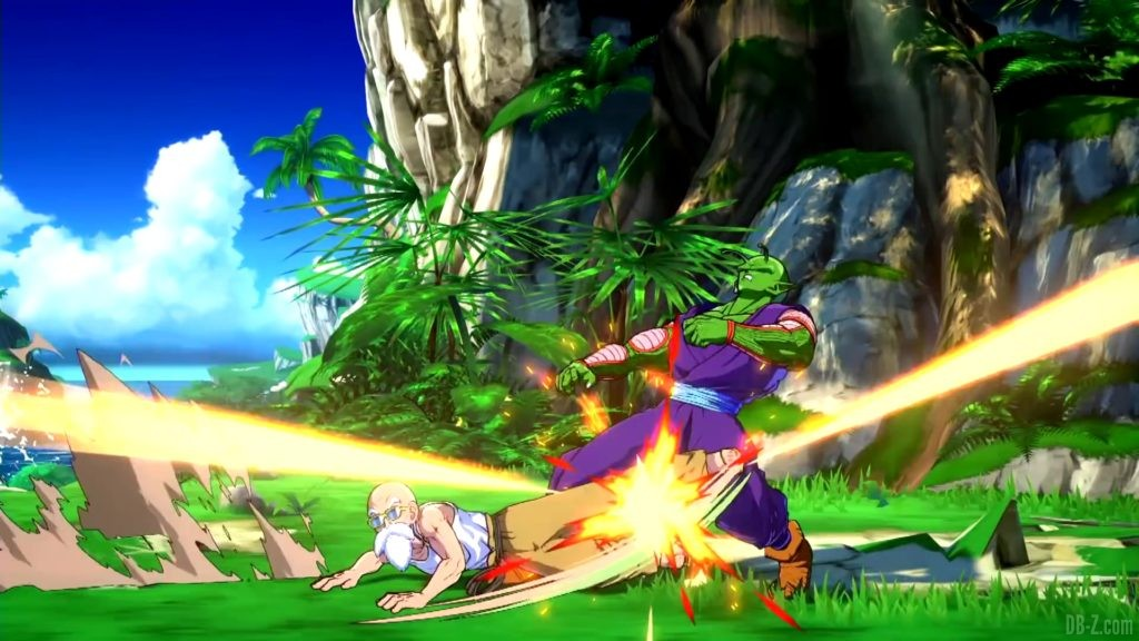 Kame Sennin Muten Roshi Dragon Ball FighterZ Image 01