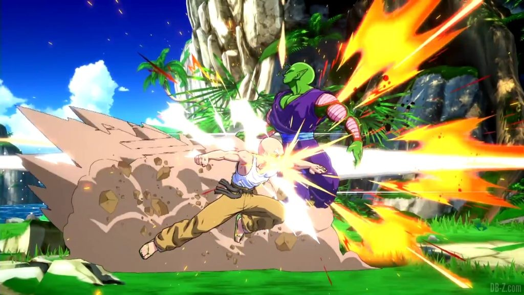 Kame Sennin Muten Roshi Dragon Ball FighterZ Image 02