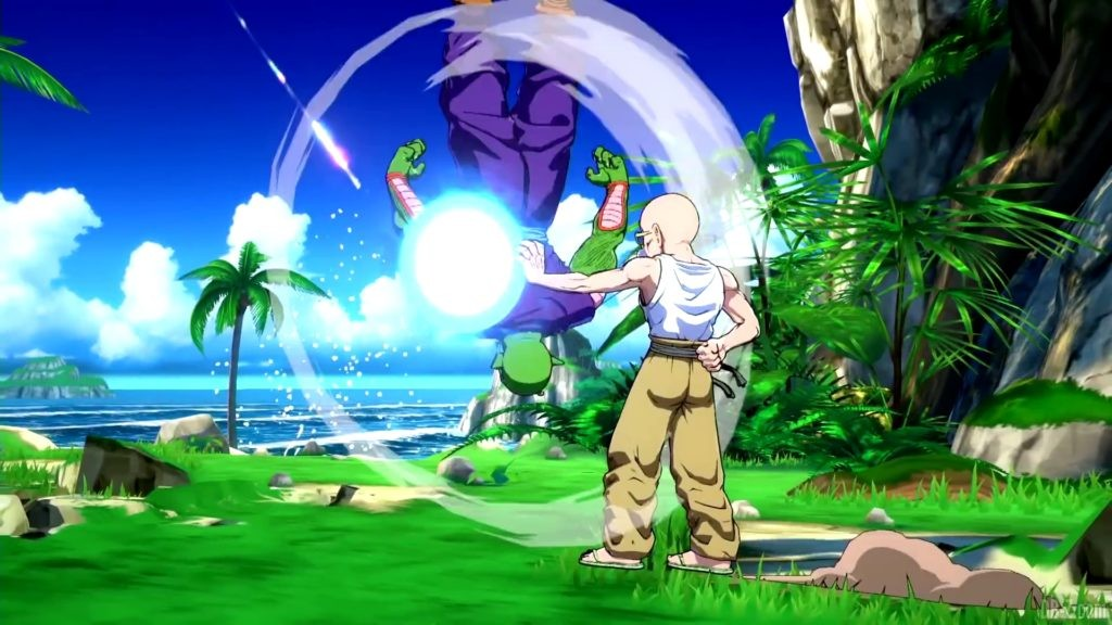 Kame Sennin Muten Roshi Dragon Ball FighterZ Image 03