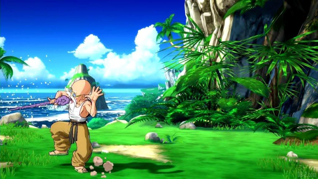 Kame Sennin Muten Roshi Dragon Ball FighterZ Image 10