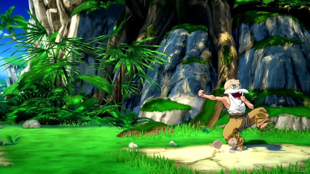 Kame Sennin Muten Roshi Dragon Ball FighterZ Image 12