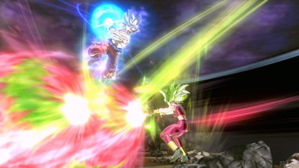Kamehameha Divin Goku Ultra Instinct Dragon Ball Xenoverse 2 image 2