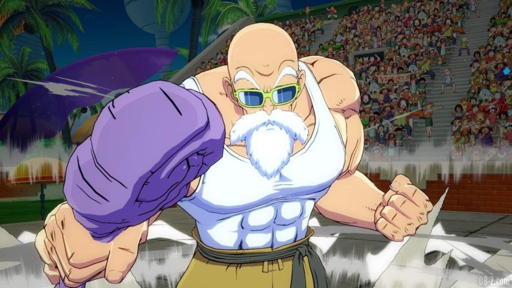 Maitre Roshi Kame Sennin Dragon Ball FighterZ Image 1