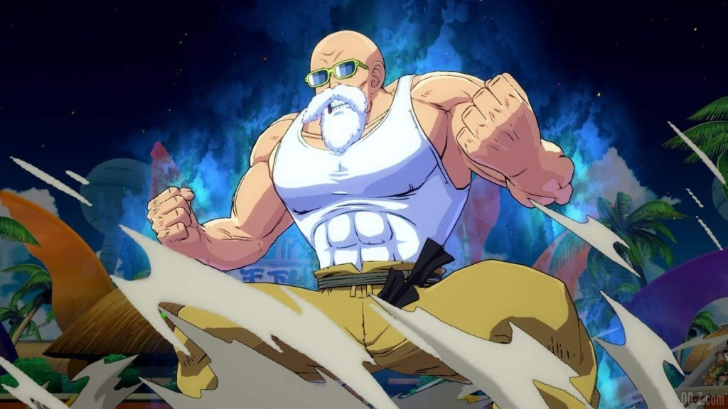 Maitre Roshi Kame Sennin Dragon Ball FighterZ Image 2