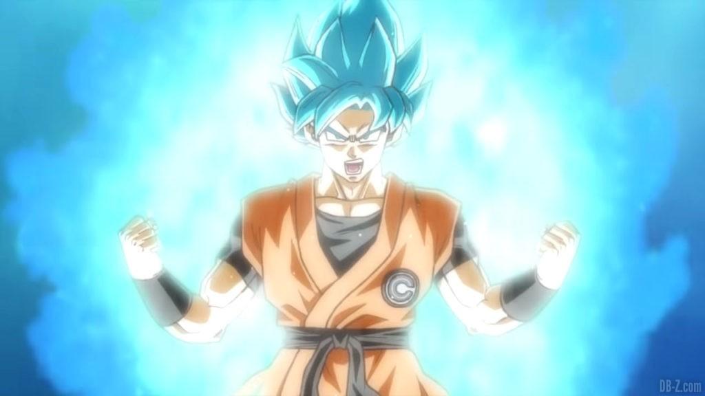 Rituel Super Full Power Saiyan 4 Goku