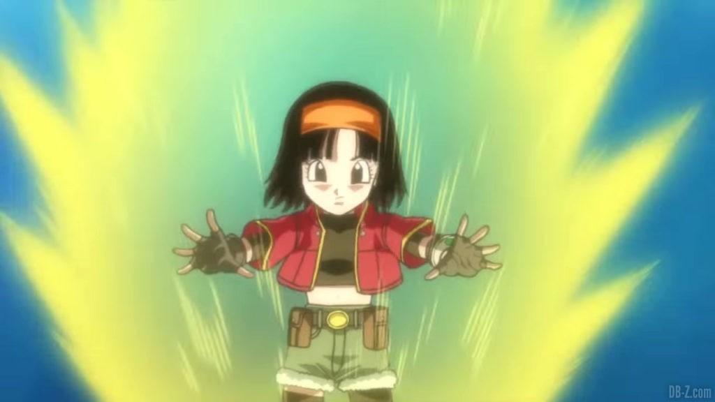 Rituel Super Full Power Saiyan 4 Pan