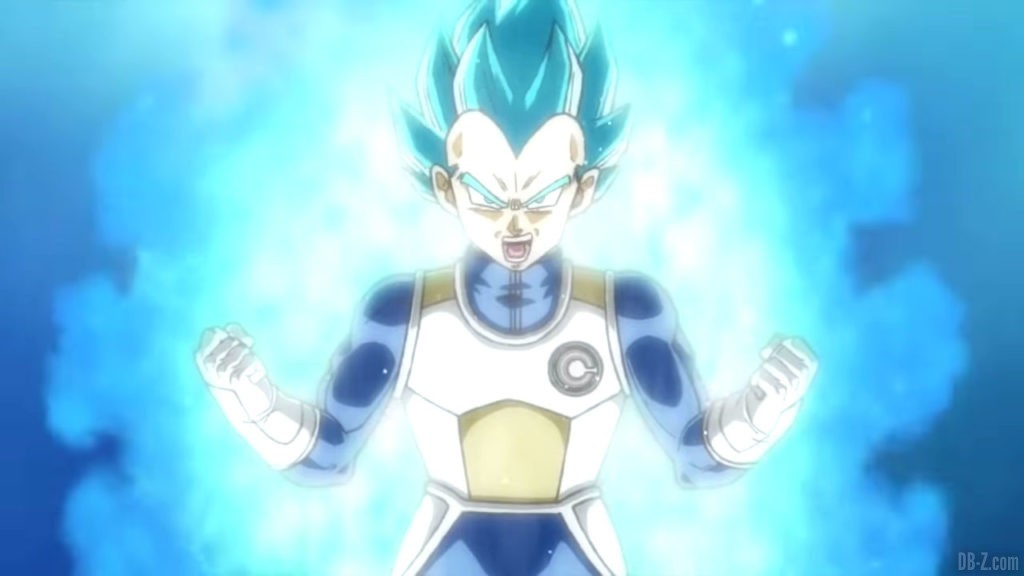 Rituel Super Full Power Saiyan 4 Vegeta