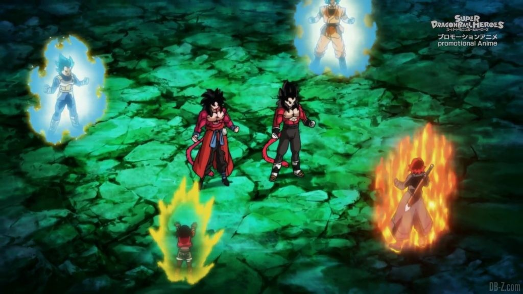 SDBH Big Bang Mission Episode 6 2020 08 27 Image 24 Rituel Super Full Power Saiyan 4