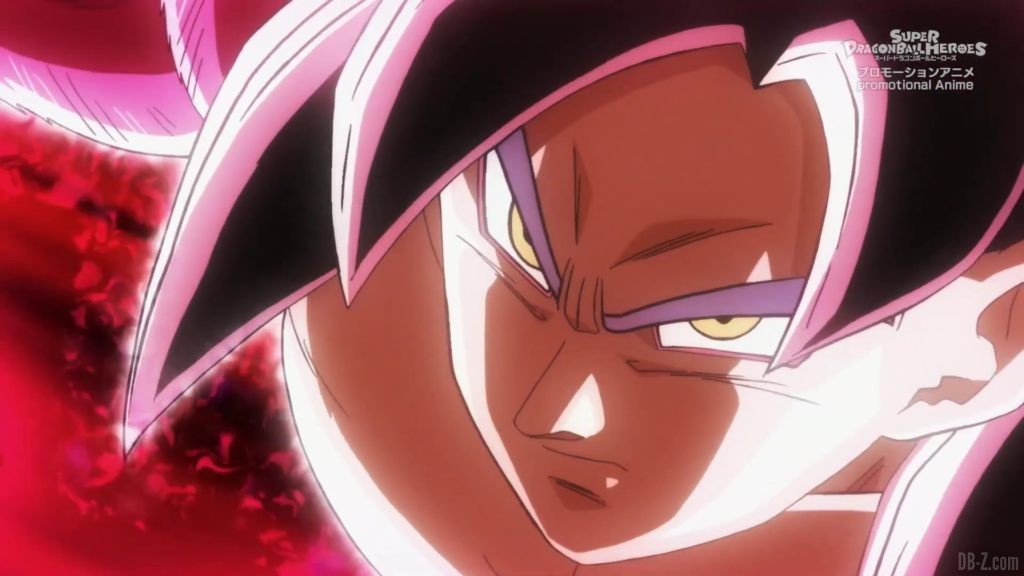 SDBH Big Bang Mission Episode 6 2020 08 27 Image 42 Super Full Power Saiyan 4 Goku et Vegeta